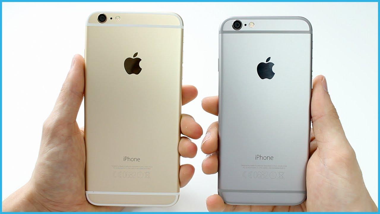 Lequel choisir entre un iPhone 6 et un iPhone 6s plus pour obtenir une meilleure image ?