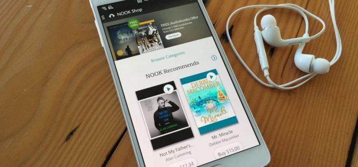 Utiliser une application livre audio pour se distraire